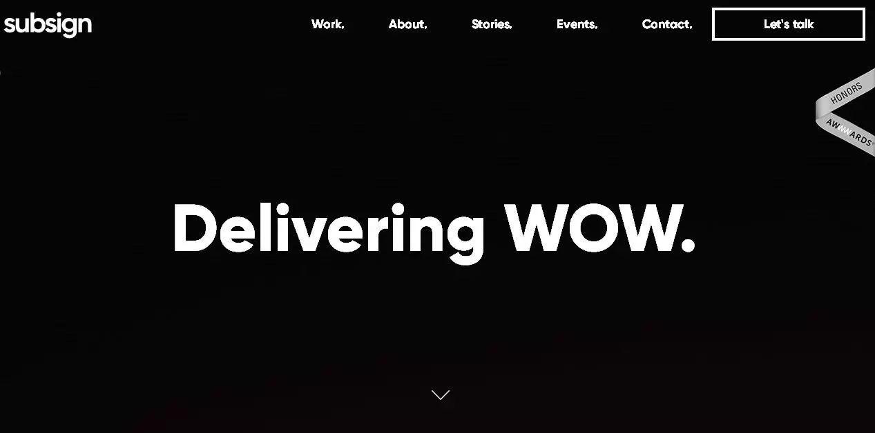 简单有趣的排版设计网站,可以通过工具设计属于自己的字体,并有素材